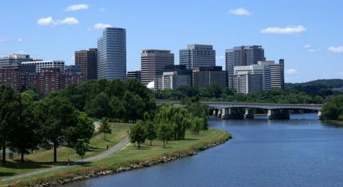 Arlington vista